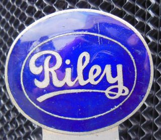 A History of Riley Cars