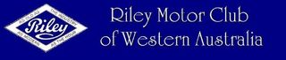 The Riley Motor Club of Western Australia