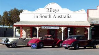 The Riley Motor Club of South Australia